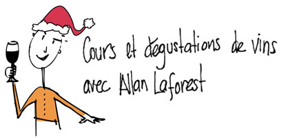 Dégustations Allan Laforest